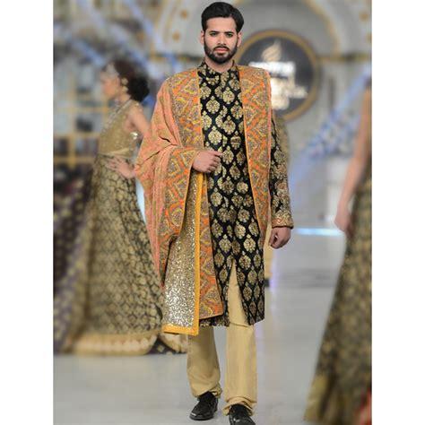 HSY Latest Men Wedding Sherwani Kurtas Collection 2018-2019