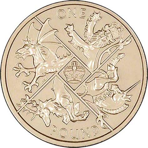 Buy a 2016 The Last Round Pound £1 BU Chard