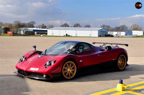 bmw supercar concept 180mph in a pagani zonda f video autofluence com