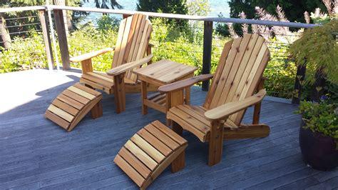 classic adirondack chair set adirondack chairs