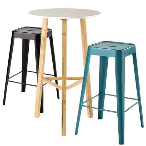 10 tables hautes et tabourets de bar 224 prix doux joli place