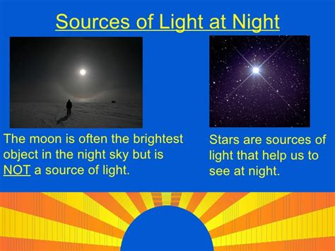 sources of blue light light energy