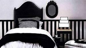 les erreurs a eviter avec une deco en noir et blanc With chambre blanche et noir