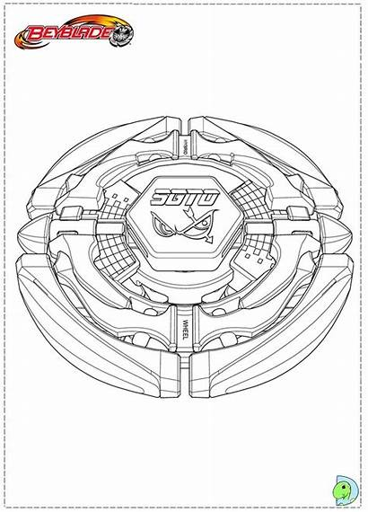 Coloring Beyblade Pages Dinokids Printables Adventure Action