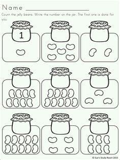 atividades numerais images preschool worksheets