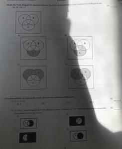 Aub Complement Venn Diagram