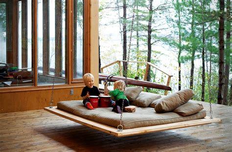 12 Diy Swing Bed Ideas To Enjoy Floating In Midair Homecrux