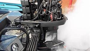 Johnson Outboard Motor Trim Problems