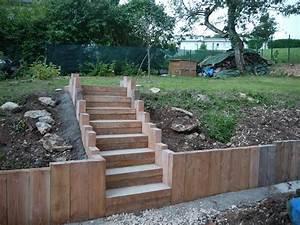 Piquet Bois Pas Cher : palissade notre maison ossature bois ~ Dailycaller-alerts.com Idées de Décoration