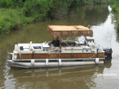 Boatsetter Insurance Policy by Rent A 1999 22 Ft Crest Pontoons 22 Fish In