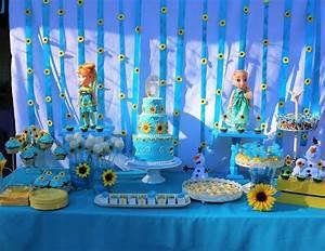 "Frozen/Frozen Fever / Birthday ""Ivy's Frozen 6th Birthday ..."