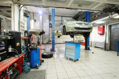 Garage Sinnvoll Einrichten by Warning Signs Of A Bad Auto Shop