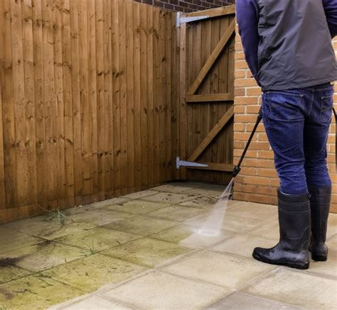 How To Clean Cement Porch by How To Clean A Concrete Patio Roseville Real Estate