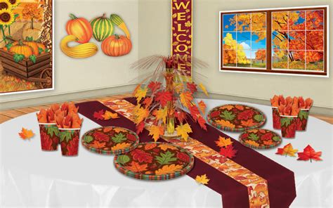 cheap fall decorating ideas partycheap