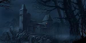 Castle Dracula by Harnois75 on DeviantArt