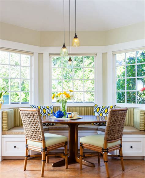 Breakfast Nook Ideas For Small Kitchen by Stylish Kitchen Nook Design Ideas