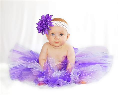 Information About Cute Babies With Purple Dress Yousenseinfo