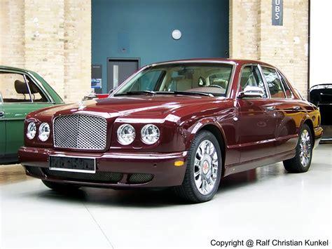 Bentley Arnage R Baujahr 2005 Grobritannien Techn