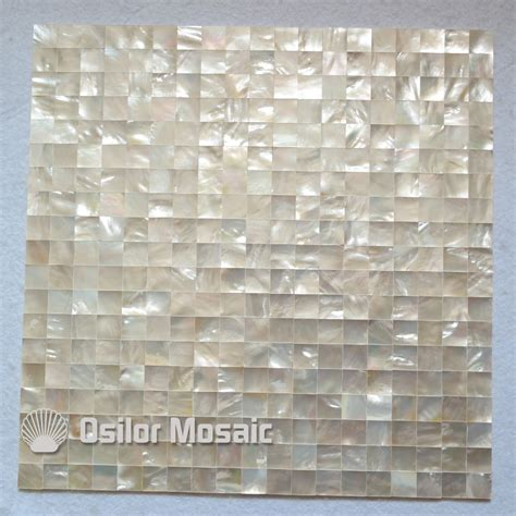 fashion style sea shell mosaic tiles of pearl hotel