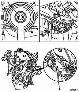 Vauxhall Workshop Manuals  U0026gt  Vectra B  U0026gt  J Engine And Engine Aggregates  U0026gt  Diesel Engine  U0026gt  Timing