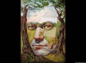Oleg Shuplyak, Ukrainian Artist, Paints Incredible Optical ...