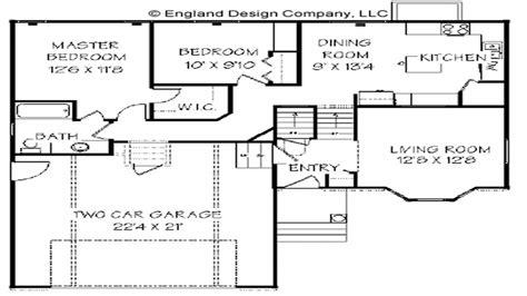 split level ranch house plans split level ranch home level split house plans blueprints