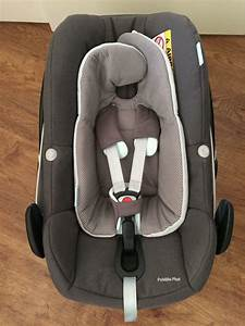Pebble Maxi Cosi : maxi cosi pebble plus infant car seat in fair oak hampshire gumtree ~ Watch28wear.com Haus und Dekorationen