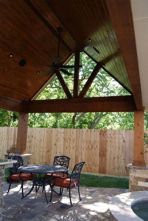Pecan Grove Patio Cover & Kitchen   Texas Custom Patios