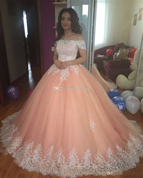 flower dresses near me blush pink gown quinceanera dresses