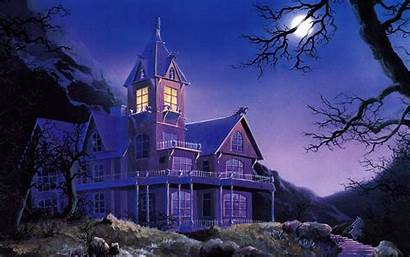Haunted Wallpapers Houses