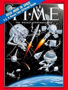 TIME Magazine Cover: U.S. Satellites - June 6, 1960 - NASA ...