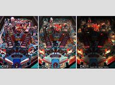 Best Full Screen Visual Pinball Tables Brokeasshomecom