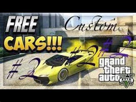 Gta 5 Free Custom Cars! Spawn Location 2! Ps4,xbox One Hd