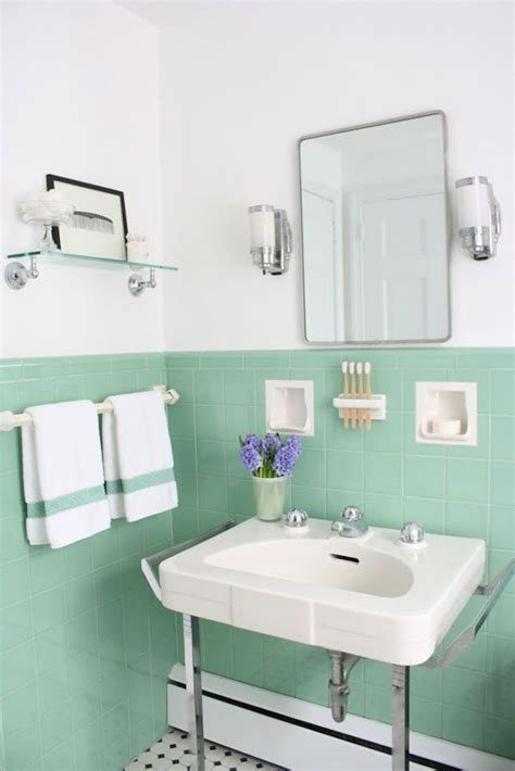 Bathroom Tile Colors by 40 Mint Green Bathroom Tile Ideas And Pictures Js Gv