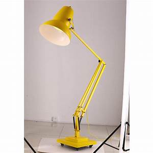 Hot anglepoise marsden engineering giant retro antique for Giant retro floor lamp