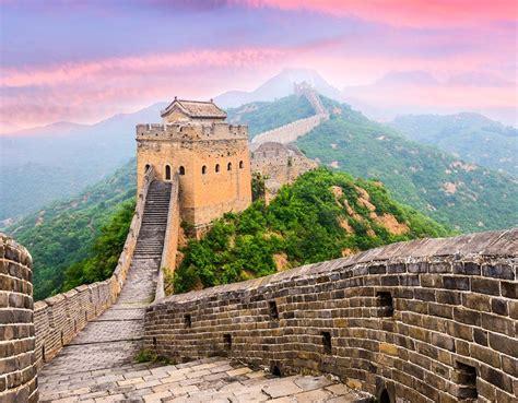 Great Wall Of China Train Holidays Great Rail Journeys