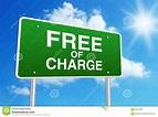 Free of Charge stock illustration. Illustration of white ...
