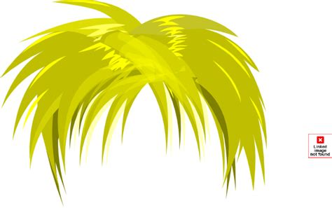 Nothing like him, minus the colour scheme. Blond Anime Hair Clip Art at Clker.com - vector clip art online, royalty free & public domain