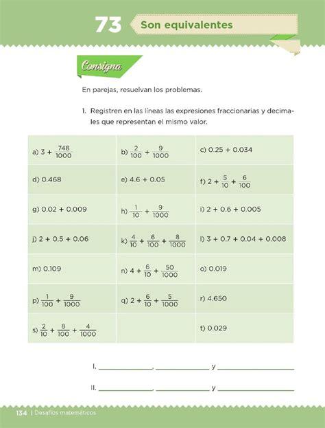 Libro completo de historia cuarto grado en digital, lecciones, exámenes, tareas. Paco El Chato Libro Contestado De 6 Grado De Matematicas - cptcode.se