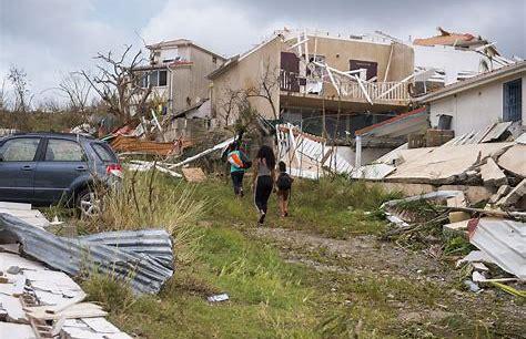 Afbeeldingsresultaten voor orkaan irma sint maarten