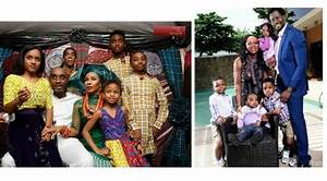12 cutest Nigerian celeb families that will make you ...
