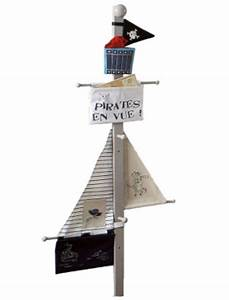 Porte Manteau Garcon : d corer la chambre d 39 un gar on sur le th me des pirates linge de ilt accessoires et d co de ~ Teatrodelosmanantiales.com Idées de Décoration