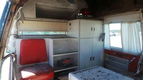 1974 Cadillac Ambulance