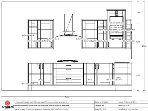 kitchen remodel project plan new kitchen project in saddleworth mossley road curve build