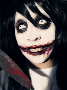 Image Gallery jeff the killer cosplay