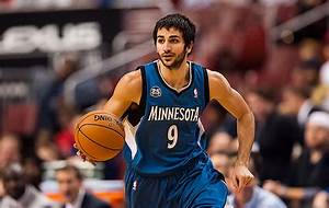 Ricky Rubio Looks Like A Different Man | Fadeaway World
