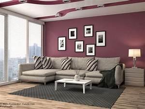 Welche Farbe Zu Lila : wohnzimmer farb kombinationen mit grau ~ Bigdaddyawards.com Haus und Dekorationen