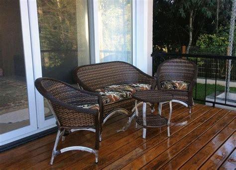 varanda sofa e mesa jogo de sof 225 cadeira mesa fibra varanda gourmet 193 rea