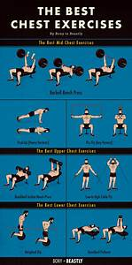 Advanced Chest Workout For Mass