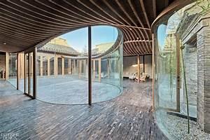 Archstudio, Breathes, Life, Into, Beijing, Courtyard, House